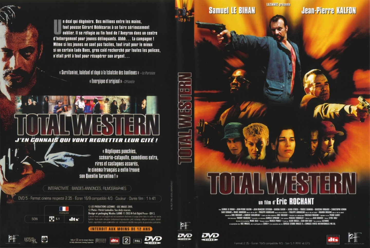 Total Western Movie